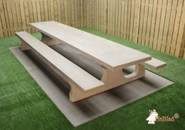 Picnic table Standard XL