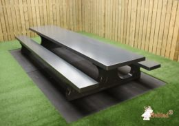 Concrete picnic table Standard Anthracite XL
