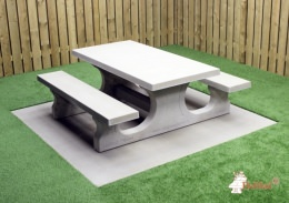 Concrete picnic table Standard