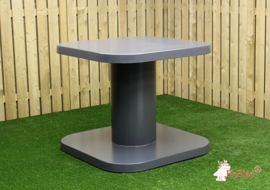 Concrete High Table Anthracite