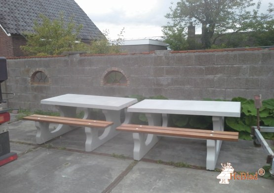 Picnic table DeLuxe